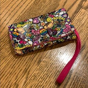 Claire's snap close wallet. Adorable! GUC.